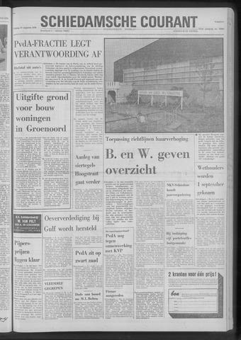 Rotterdamsch Nieuwsblad / Schiedamsche Courant / Rotterdams Dagblad / Waterweg / Algemeen Dagblad 1970-08-21