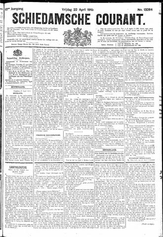 Schiedamsche Courant 1910-04-22