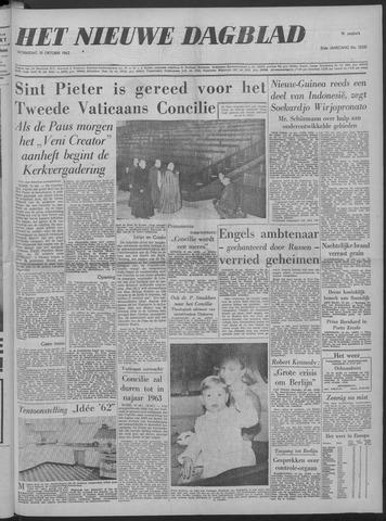 Nieuwe Schiedamsche Courant 1962-10-10