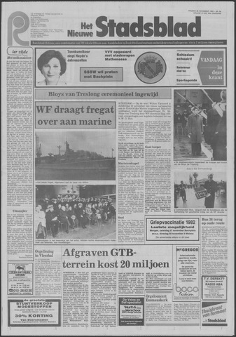 Het Nieuwe Stadsblad 1982-11-26