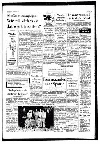 Het Vrije volk 1969-08-29
