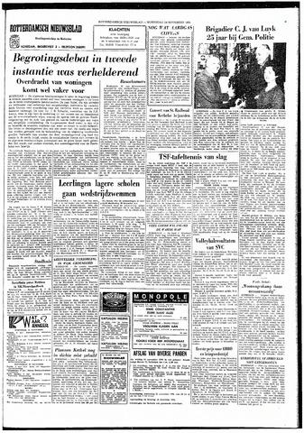 Rotterdamsch Nieuwsblad / Schiedamsche Courant / Rotterdams Dagblad / Waterweg / Algemeen Dagblad 1965-11-24