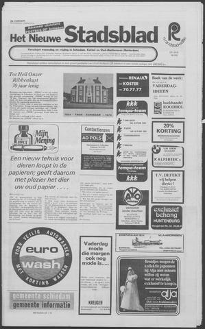 Het Nieuwe Stadsblad 1974-06-12
