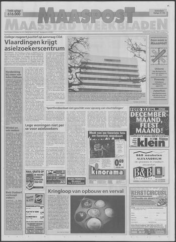 Maaspost / Maasstad / Maasstad Pers 1998-12-09