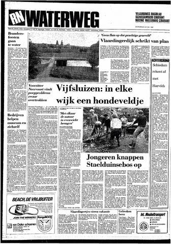 Rotterdamsch Nieuwsblad / Schiedamsche Courant / Rotterdams Dagblad / Waterweg / Algemeen Dagblad 1987-07-23