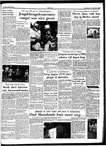 Trouw / De Rotterdammer 1962-08-06