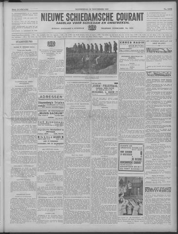 Nieuwe Schiedamsche Courant 1933-11-23