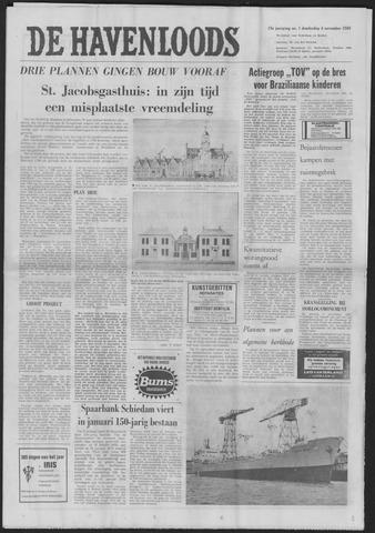 De Havenloods 1969-11-06