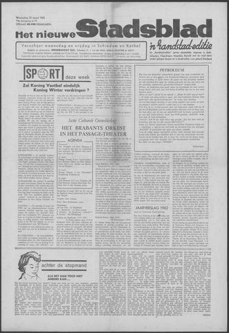 Het Nieuwe Stadsblad 1963-03-13