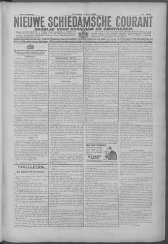 Nieuwe Schiedamsche Courant 1925-03-25