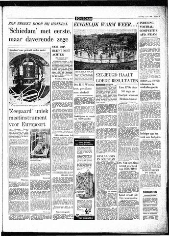 Rotterdamsch Parool / De Schiedammer 1968-07-01