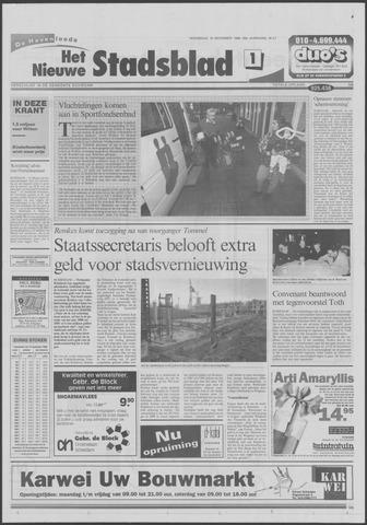 Het Nieuwe Stadsblad 1998-12-16