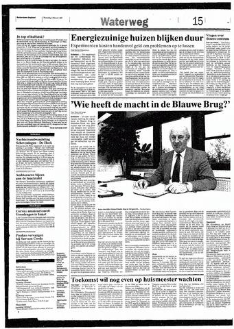 Rotterdamsch Nieuwsblad / Schiedamsche Courant / Rotterdams Dagblad / Waterweg / Algemeen Dagblad 1993-02-03