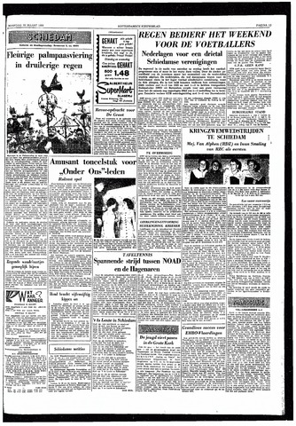 Rotterdamsch Nieuwsblad / Schiedamsche Courant / Rotterdams Dagblad / Waterweg / Algemeen Dagblad 1959-03-23