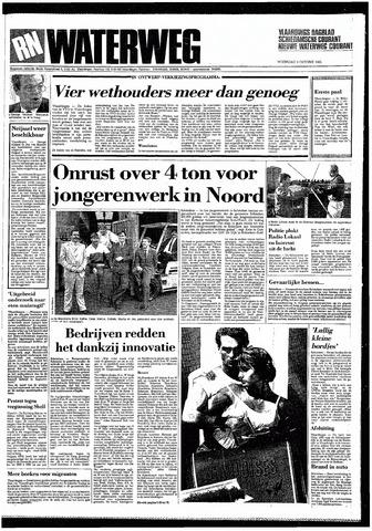 Rotterdamsch Nieuwsblad / Schiedamsche Courant / Rotterdams Dagblad / Waterweg / Algemeen Dagblad 1985-10-09