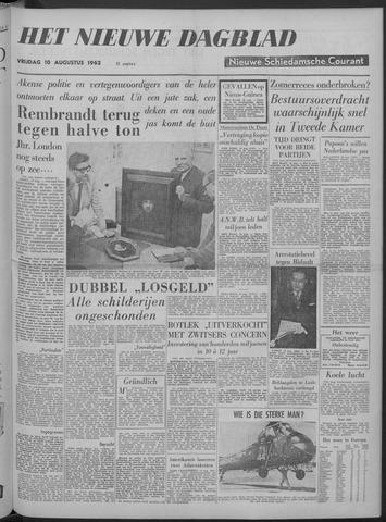 Nieuwe Schiedamsche Courant 1962-08-10