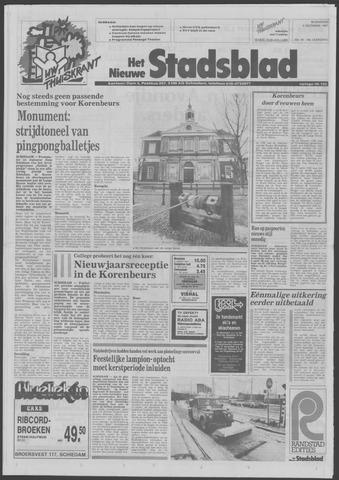 Het Nieuwe Stadsblad 1987-12-09