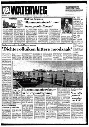 Rotterdamsch Nieuwsblad / Schiedamsche Courant / Rotterdams Dagblad / Waterweg / Algemeen Dagblad 1987-07-29
