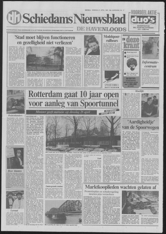 De Havenloods 1987-04-21