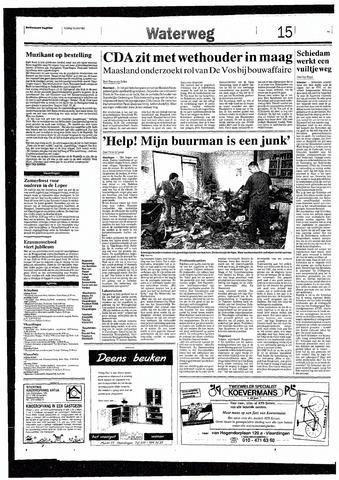Rotterdamsch Nieuwsblad / Schiedamsche Courant / Rotterdams Dagblad / Waterweg / Algemeen Dagblad 1993-06-18