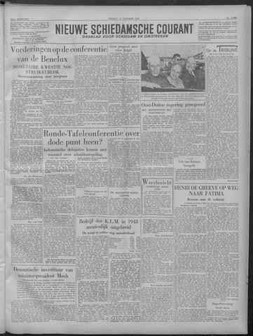 Nieuwe Schiedamsche Courant 1949-10-14