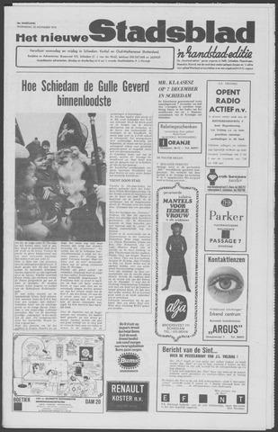 Het Nieuwe Stadsblad 1970-11-25