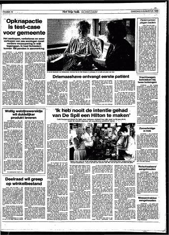 Het Vrije volk 1988-08-09