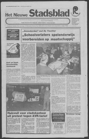 Het Nieuwe Stadsblad 1981-01-28