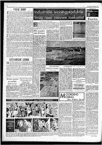 Rotterdamsch Parool / De Schiedammer 1957-10-15