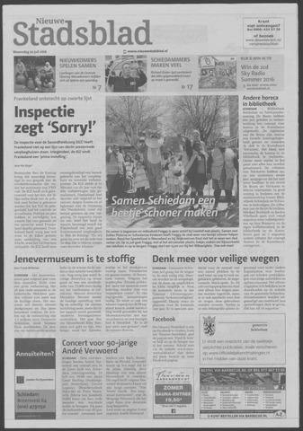 Het Nieuwe Stadsblad 2016-07-20