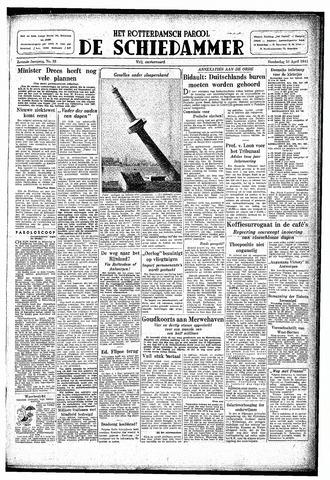 Rotterdamsch Parool / De Schiedammer 1947-04-10