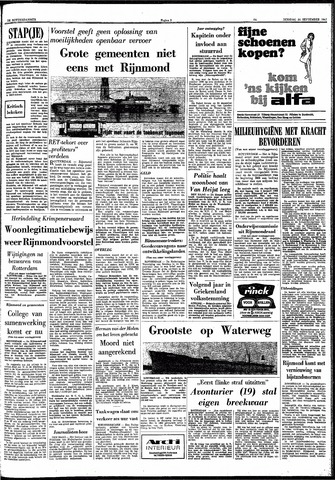 Trouw / De Rotterdammer 1967-09-26