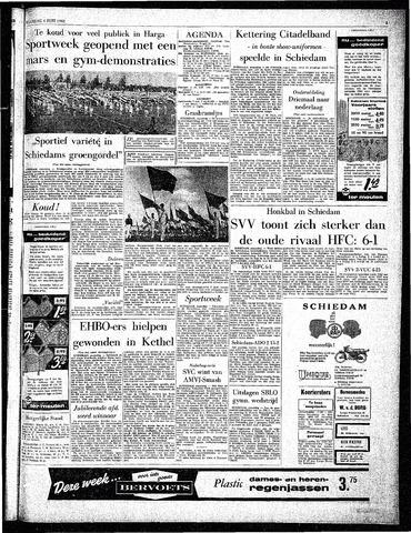Rotterdamsch Parool / De Schiedammer 1962-06-04