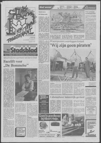 Het Nieuwe Stadsblad 1988-04-20