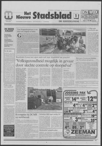 Het Nieuwe Stadsblad 1996-09-18