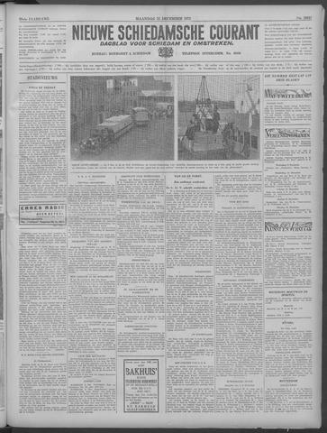 Nieuwe Schiedamsche Courant 1933-12-11