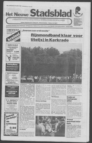 Het Nieuwe Stadsblad 1981-07-22