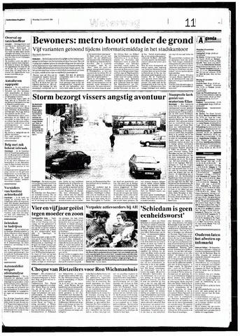 Rotterdamsch Nieuwsblad / Schiedamsche Courant / Rotterdams Dagblad / Waterweg / Algemeen Dagblad 1993-11-15