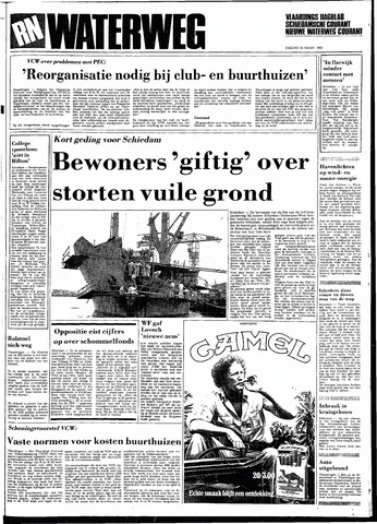Rotterdamsch Nieuwsblad / Schiedamsche Courant / Rotterdams Dagblad / Waterweg / Algemeen Dagblad 1983-03-22
