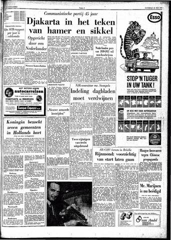 Trouw / De Rotterdammer 1965-05-22