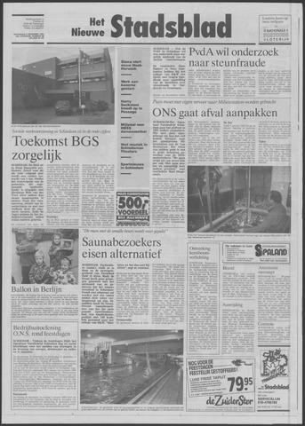 Het Nieuwe Stadsblad 1992-12-09