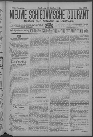 Nieuwe Schiedamsche Courant 1917-10-18