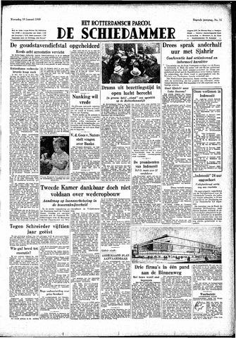 Rotterdamsch Parool / De Schiedammer 1949-01-19