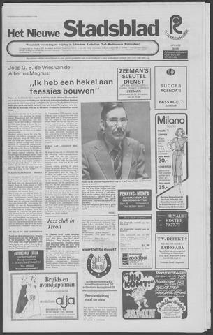 Het Nieuwe Stadsblad 1976-11-03