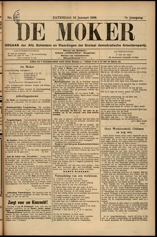 De Moker 1908-01-18