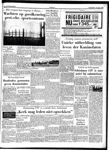 Trouw / De Rotterdammer 1962-07-18