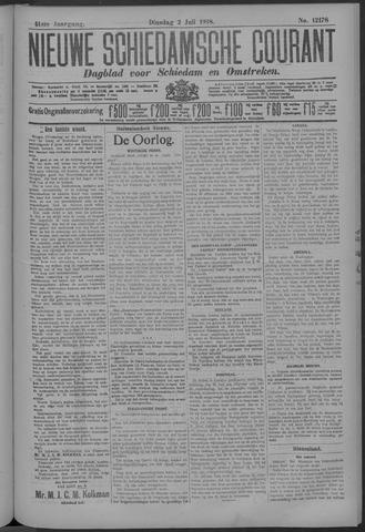 Nieuwe Schiedamsche Courant 1918-07-02