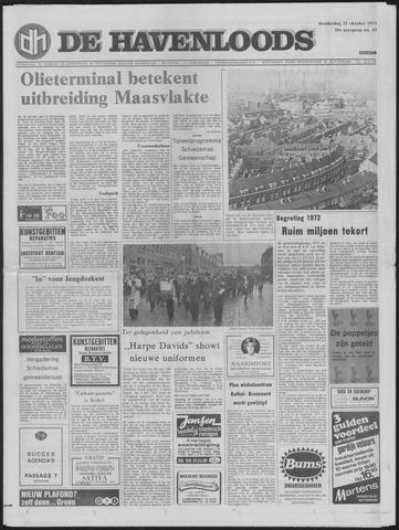 De Havenloods 1971-10-21