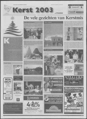 Het Nieuwe Stadsblad 2003-12-23