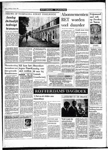 Rotterdamsch Parool / De Schiedammer 1968-10-05